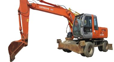 Location Pelleteuse Hitachi ZX160 Marseille 485 €